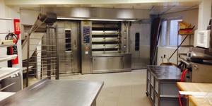 Binnenkijken in de bakkerij